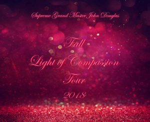 Fall 2018 Tour Pink Rain