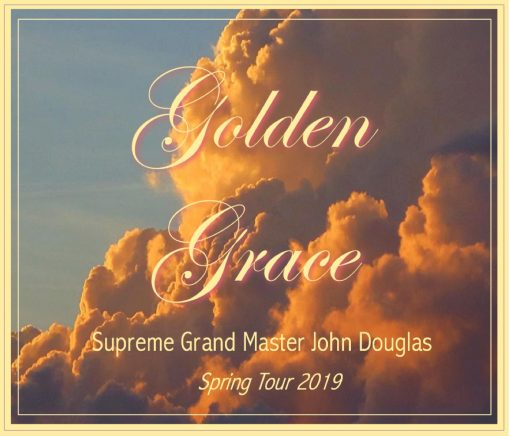 Golden Grace Clouds