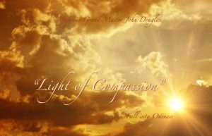 Sun and Clouds Light of Compassion