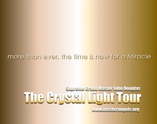 The Crystal Light Tour