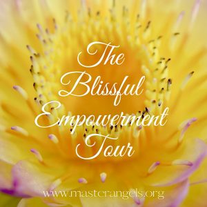 The Blissful Empowerment Tour 1