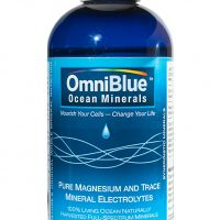 Omniblue 8 fl oz bottle