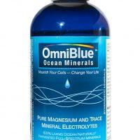 Omniblue 8 fl oz bottle