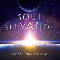 CD art for Soul Elevation with Earth and Moon
